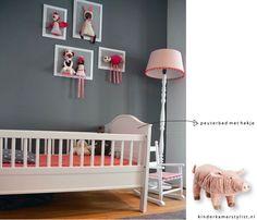Kinderkamer lisa on pinterest met toddler girl rooms for Muurdecoratie babykamer