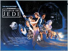 Star Wars - The Return of the Jedi by Josh Kirby *