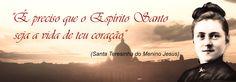 Santa Teresinha Frases