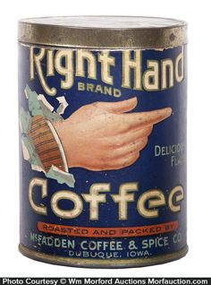 Right Hand Coffee