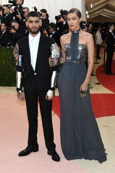 Gigi Hadid - Best Dressed at the 2016 Met Gala - Photos