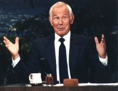 """Jan 23 2005 Former """"Tonight Show"""" host Johnny Carson died at age 79."""