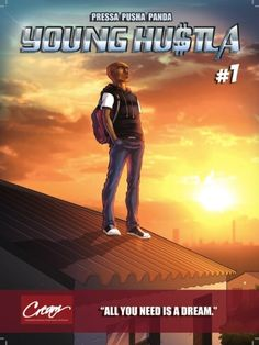 Could Young Hustla's Fresh Approach Be What Youth Entrepreneurship Needs? Youth Entrepreneurship, Young Entrepreneurs, All You Need Is, Book Series, Comic Books, Superhero, Comics, Business, Movie Posters