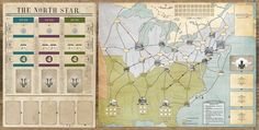 """""""Freedom: The Underground Railroad"""" board game. Link goes to board game geek"""