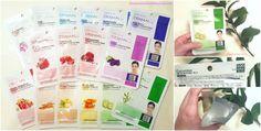 Dermal Korea Collagen Essence Mask Pack Set Apparence