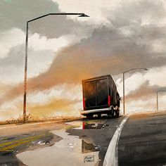 Road on Behance