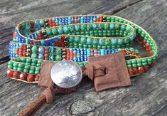 Bead loom bracelet bead woven bracelet Native American