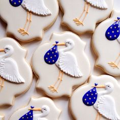 Storks by Sweetest Tiers