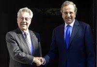 Der österreichische #Bundespräsident Heinz #Fischer auf offiziellem Besuch in #Griechenland
