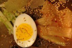 냉면무김치 :: 새콤달콤 맛깔스러운 냉면 무초절임 만들기