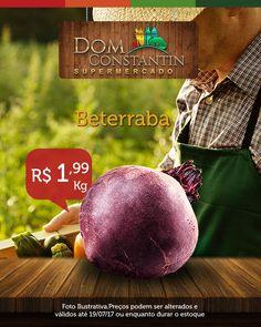 Ofertas do dia em Santos-SP em Hortifruti do DOM Constantin Supermercado