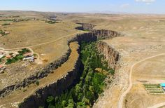 Kapadokya'nın incisi: Ihlara Vadisi