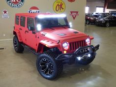 2015 Jeep Wrangler Unlimited Sport 4X4 CUSTOM KEVLAR LIFTED,NAV,LTH,LED'S,KICKER AUDIO! in ,