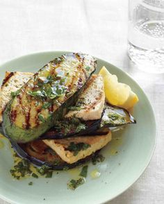 Tofu-Vegetable Stack Recipe