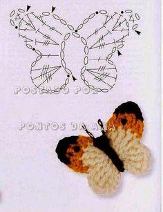 Eu Amo Artesanato: Crochê