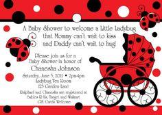 ladybug shower ideas | theme for a baby shower than the beloved ladybug? A ladybug shower ...