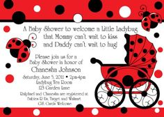 ladybug shower ideas | theme for a baby shower than the beloved ladybug? A ladybug shower ...