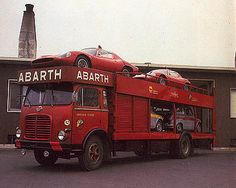 OM/Abarth Truck from 60's