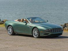 2013 Aston Martin Centennial DB9 Spyder Concept by Zagato   Monterey 2015   RM Sotheby's