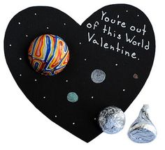 We think these Valentines are out of this world!