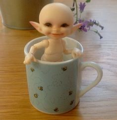 #Realpuki soso tiny bjd by #fairyland,  View more on the LINK: http://www.zeppy.io/product/gb/2/191878951676/