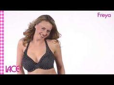 Lace.de - Pier (B) Bikini-BH Tiefes Dekolleté (DD-GG Cup)