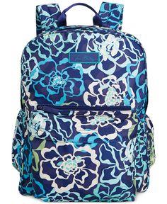 a92edb8391 Vera Bradley Lighten Up Grande Backpack Handbags   Accessories - Macy s