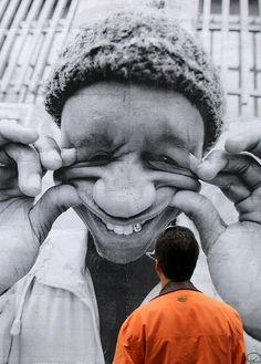 Face à face :-))