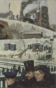 Hans Baluschek ~ The Berlin Secession