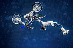 Travis Pastrana - the ultimate MX dare devil and one of the most down to earth people in the sport....
