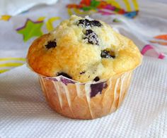briose cu afine Mousse, Foodies, Muffin, Food And Drink, Cooking, Breakfast, Sweet, Recipes, Drinks