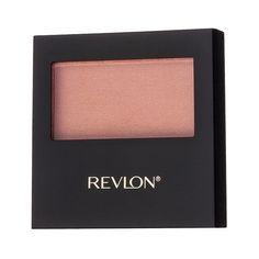 Revlon Powder Blush - Naughty Nude ($8.09) ❤ liked on Polyvore