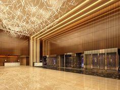 Daroff Design + DDI Architects, Ranked #18. Project: Mariott. Location: Harbin, China. Photography courtesy of Daroff Design + DDI Architects.