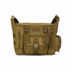 378df9d4a6ae Outdoor Military Tactical Bag Camouflage Army Black Men Aslant Shoulder Bag  Camping Mountaineer Travel Duffel Messenger