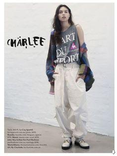 'Casting Call' by Daniella Rech for Elle Australia August 2014 [Editorial] - Fashion Copious