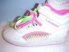 la Gear 80's shoes