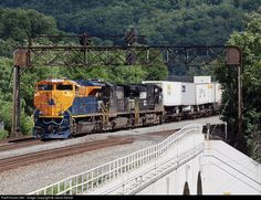 RailPictures.Net Photo: NS 1071 Norfolk Southern EMD SD70ACe at Johnstown…