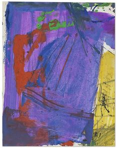 Artwork by Franz Kline, UNTITLED, Made of oil on paper Franz Kline, Willem De Kooning, Action Painting, Painting & Drawing, Painting Lessons, Jackson Pollock, Tachisme, Art Furniture, Contemporary Abstract Art