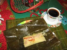 Cocina Costarricense: tamal navideño