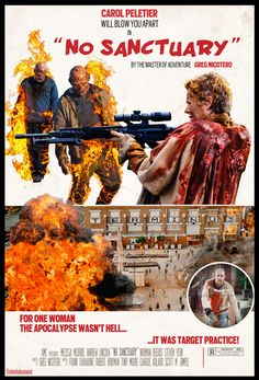 'Walking Dead' Season 5 Im-posters: We Retrofit Classic Promo Art Style to Each…