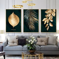 Large Wall Decals, Wall Decor Stickers, Vinyl Wall Art, Pop Art Pictures, Gold Leaf Art, Kunst Poster, Kitchen Wall Art, Room Kitchen, Kitchen Decor