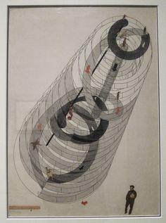 László Moholy-Nagy. Kinetic constructive system 1922-1928.