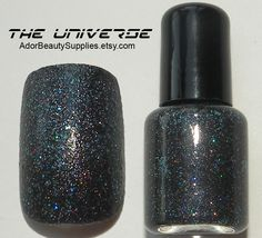 The Universe Nail Polish 8 ml Vegan Non-Toxic G22. $3.50, via Etsy.