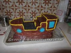 jake and the neverland pirates ship cake - Google Search