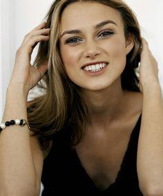 Keira Knightley Smile #Keira Knightley