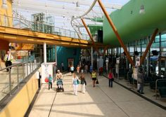 5 reasons to visit Barnsley by Yorkshire Life - Barnsley's transport interchange is in the heart of the town