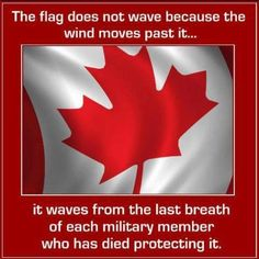 Oh Canada, I stand on guard for thee...