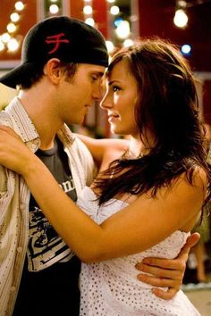 step up 2: the streets. IMO out of threemovies -the  best male lead that can actually act AND dance, best final dance.