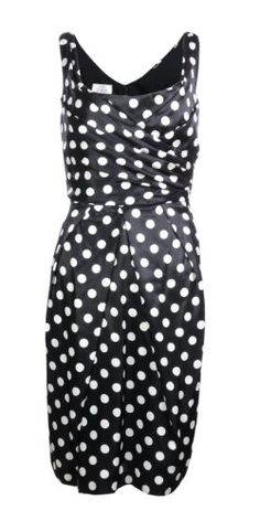 Suzi Chin Women's Polka Dot Sleeveless Dress (4, Black/Ivory) Suzi Chin,http://www.amazon.com/dp/B00CIYLX2A/ref=cm_sw_r_pi_dp_WQLjsb0BEAPRA2KJ