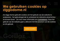 ziggodome.nl Cookie, Biscuit, Cookies, Biscuits